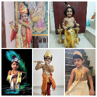 Krishna Jayanthi celebration 2020
