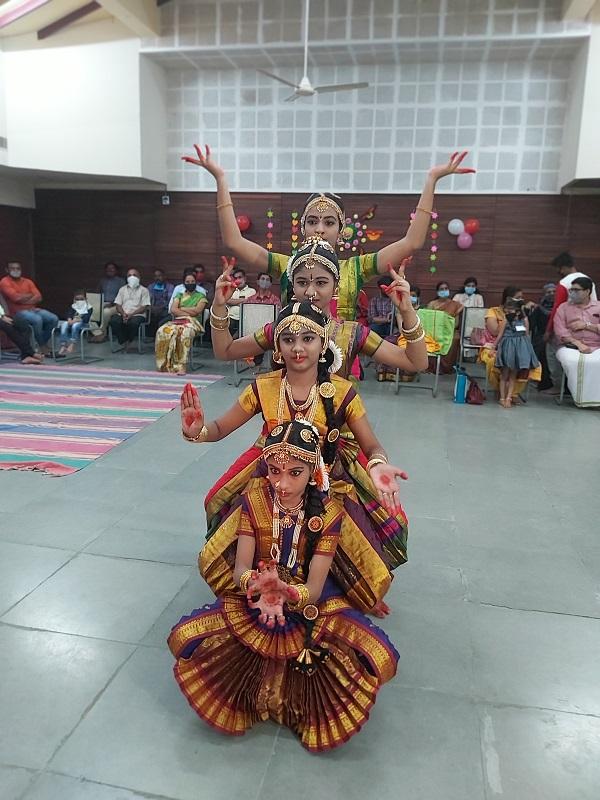 Navaratri Celebrations & Aksharabhyasam